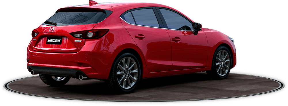 New Mazda3 Hatch