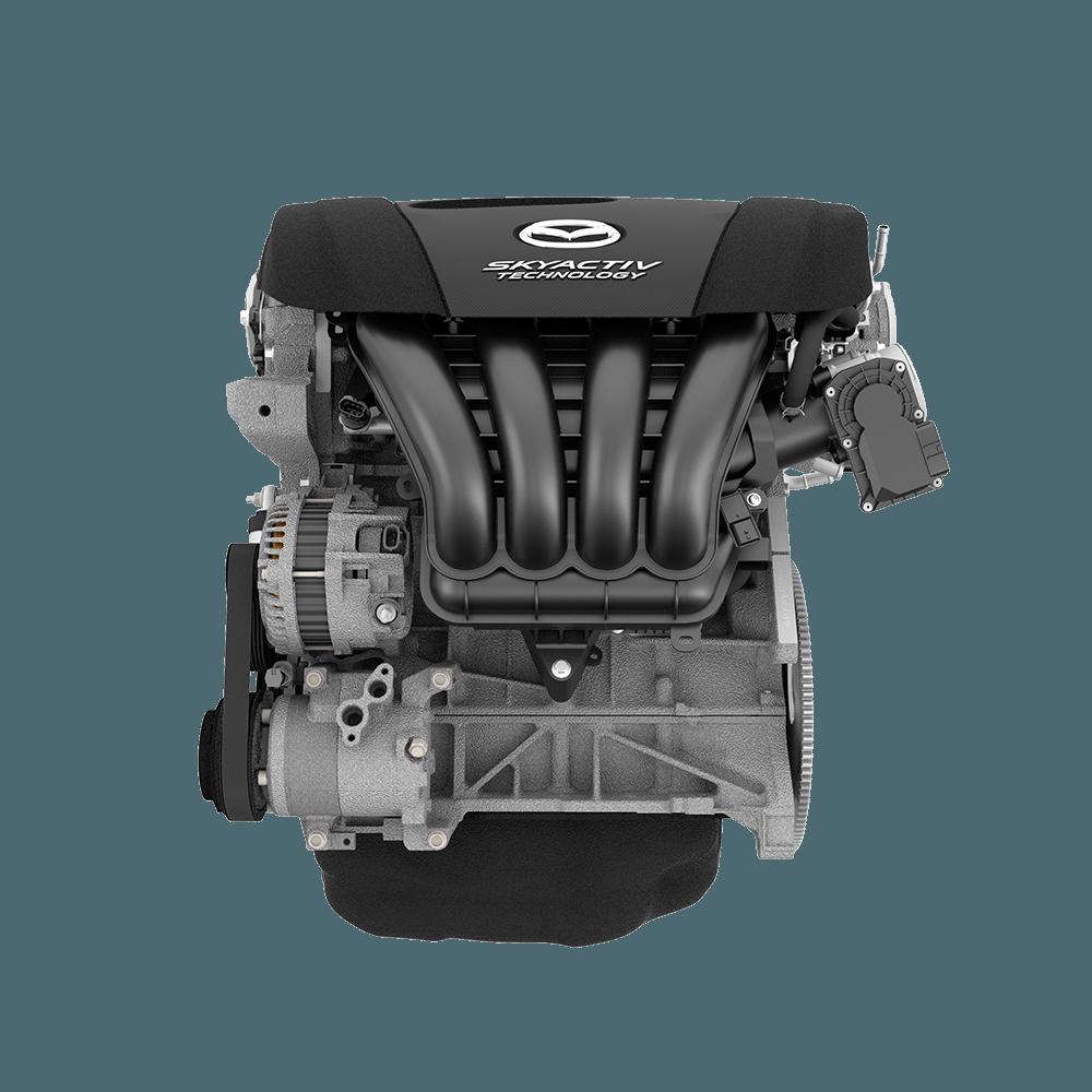 SKYACTIV – G PETROL ENGINE 2.0/2.5 L